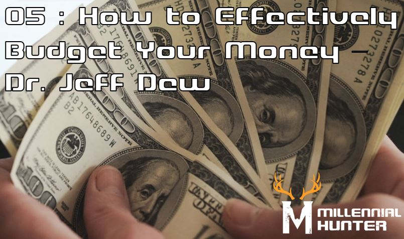 How to effectively budget your money