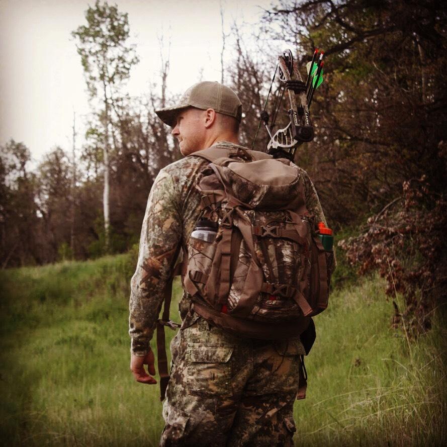Spring turkey hunting